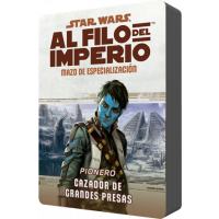 Star Wars: Al filo del Imperio. Mazo de especialización: Pionero Cazador de Grandes Presas
