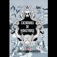 Libro-Juego: Cazadores de monstruos