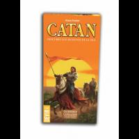 Catan: Ciudades y caballeros expansión 5-6 jugadores para disfrutar al máximo tus partidas de Catan