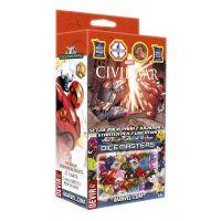 Marvel Dice Masters: Civil War - set de inicio para 2 jugadores