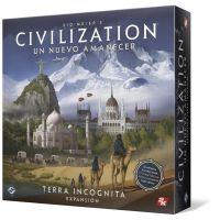 Sid Meier's Civilization: Terra Incognita Kilómetro 0