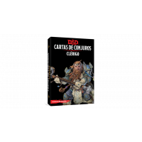Dungeons and Dragons: Clérigo, Cartas de conjuro