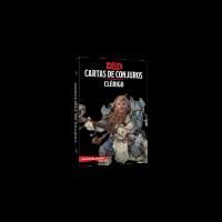 Dungeons and Dragons: Clérigo, Cartas de conjuro