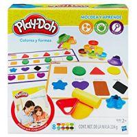 Play-Doh: Aprendo Colores y Formas