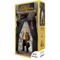 Colt Express: Marshall & Prisioneros