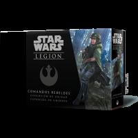 Star Wars Legión: Comandos rebeldes