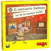 ¡Al Comisario Ratónez no se le escapa nadie!