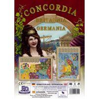 Concordia: Expansión Britannia y Germania