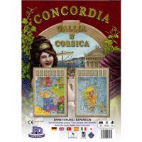 Concordia: Expansión Gallia y Corsica