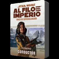 Star Wars: Al filo del Imperio. Mazo de especialización: Pionero Conductor