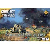 Conflict of Heroes: Tormentas de Acero Kursk 1943 (Tercera Edición) Kilómetro 0