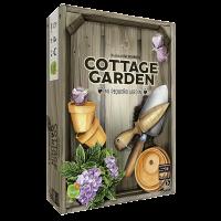 Cottage Garden. Mi pequeño jardín-Pequeño golpe en la caja