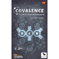Covalence. El Juego de Construcción de Moléculas