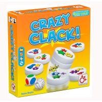 Crazy Clack juego de mesa infantil