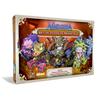 Mazmorras de Arcadia: Set de dados de monstruo