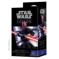 Star Wars Legión: Darth Maul & Sith Probe Droids Expansión de Agente