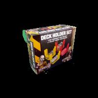 Deck Holder Set: Zombicide Black Plague