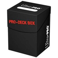 Pro-Deck box negra