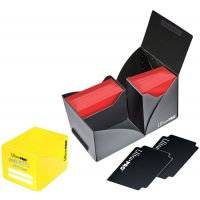 Deck Box Pro Dual Amarillo
