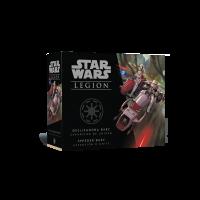 Star Wars Legión: Deslizadora BARC