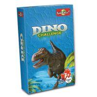 Dino Challenge: Edición Azul juego de cartas de dinosaurios