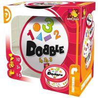 Dobble Formas y Números es una versión del conocido juego de cartas Dobble.