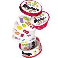 Dobble formas y números juego de cartas