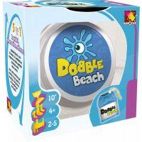 Dobble Beach juego de cartas para la piscina y la playa