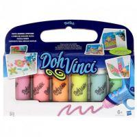 Doh-Vinci: Pack de 6 Tubos Deco Pops