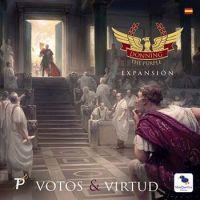 Donning the Purple: Expansión Votos y Virtud