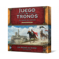 Juego de Tronos, Juego de cartas. Las Arenas de Dorne