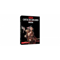 Dungeons and Dragons: Druida, Cartas de conjuro