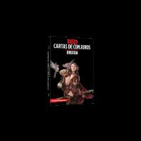 Dungeons and Dragons: Druida, Cartas de conjuro