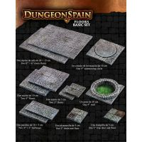 DungeonSpain: Floors Basic Set