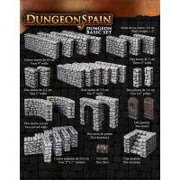 DungeonSpain: Set Básico