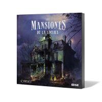 La Llamada de Cthulhu Juego de Rol: Las Mansiones de la Locura Km0