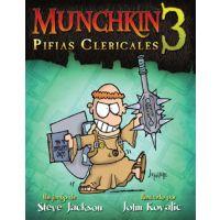 Munchkin 3: Pifias Clericales (Edición revisada)