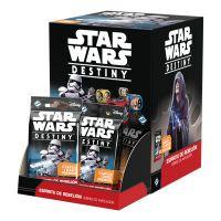 Star Wars Destiny: Espíritu de rebelión: Expositor de Sobres de Ampliación (36)
