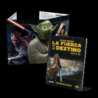 Star Wars: Pantalla del DJ, La Fuerza y el Destino