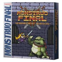 Monstruo Final: Herramientas Heroicas
