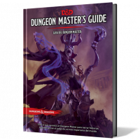 Dungeons & Dragons Dungeon Master's Guide: Guía del Dungeon Master
