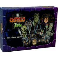 El Castillo del Terror es un juego de mesa del maestro Manu, con cartas de monstruos con las que tendrás que conseguir diferentes objetos para atrapar a los monstruos.