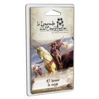 La Leyenda de los Cinco Anillos: El Honor lo Exige juego de cartas