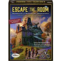 Escape the Room: Misterio en la Mansión del Observatorio-Nuevo juego de mesa