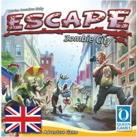 Escape: Zombie City (Inglés)