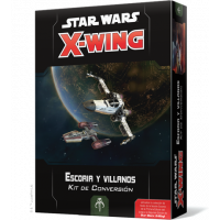 Star Wars, X-Wing: Escoria y Villanos, Kit de conversión