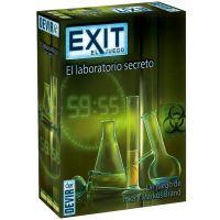 Exit El laboratorio secreto es un juego escape room