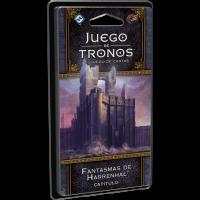 Juego de Tronos LCG: Fantasmas de Harrenhal son nuevas cartas para la colección