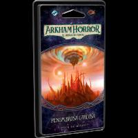 Arkham Horror, El juego de cartas: Penumbrosa Carcosa es un juego de cartas LCG