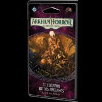 Arkham Horror, La era olvidada: El corazón de los ancianos